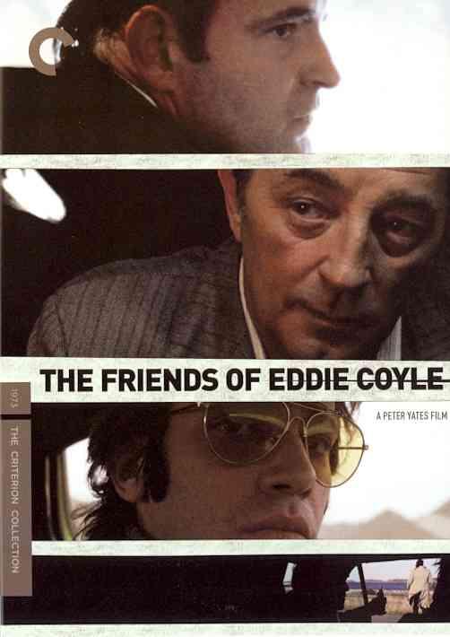 FRIENDS OF EDDIE COYLE BY YATES,PETER (DVD)