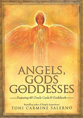 Angels, Gods, And Goddesses By Solarno, Toni Carmine
